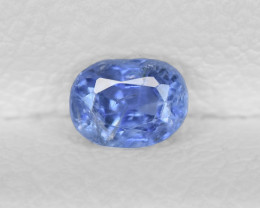 Blue Sapphire, 0.28ct - Mined in Kashmir | Certified by GIA