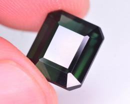 Top Color 4.40 Ct Natural Green Tourmaline  AT4