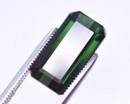 Superb Color 5.10 Ct Natural Green Tourmaline  AT4