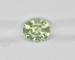 Fancy Sapphire, 2.52ct - Mined in Madagascar   Certified by IGI