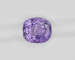 Color Change Sapphire, 6.30ct - Mined in Sri Lanka | Certified by IGI