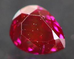 0.18Ct Fancy Purplish Red Natural Diamond B2201