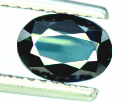 2.00 CT Bi-Color Flawless Party Sapphire Gemstone  Oval Cut