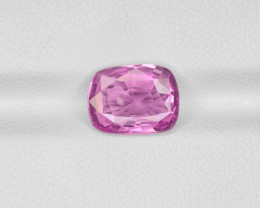 Ruby, 3.48ct - Mined in Madagascar | Certified by IGI