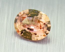 UNHEATED Natural Padparadscha Sapphire 0.51ct (01545)