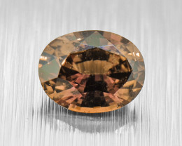 Unheated Brown Sapphire 0.42ct (01559)