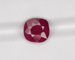 Ruby, 4.03ct - Mined in Burma | Certified by GRS