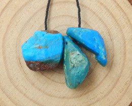High Quality Blue Opal Gemstone Pendant Bead Designer Making,Natural Gemsto