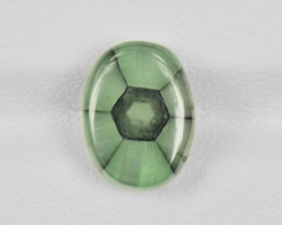 Trapiche Emerald, 4.67ct - Mined in Colombia   Certified by IGI