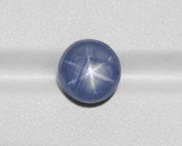 Blue Star Sapphire, 10.71ct - Mined in Burma | Certified by IGI