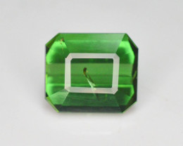 Amazing Color 4.50 ct Natural Green Color Tourmaline ~ K