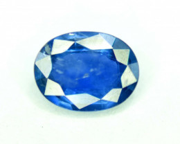 1.50 Carats Gorgeous Color Royal Blue Sapphire Gemstone