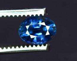 1.50 Carats Gorgeous Color Royal Blue Sapphire Gemstone