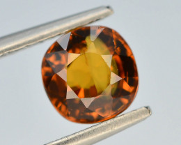 Rare 1.15 ct Mezmarizing Dispersion Mali Garnet ~ AG