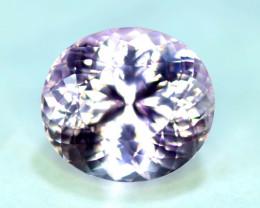 37.75 Carats Natural Pink Color Kunzite Gemstone