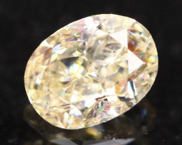 Argyle 0.27Ct Fancy Light Peach Pink Natural Diamond B2306