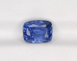 Blue Sapphire, 3.02ct - Mined in Sri Lanka | Certified by IGI