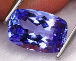 2.39Ct Natural VVS D Block Purplish Blue Tanzanite A2508