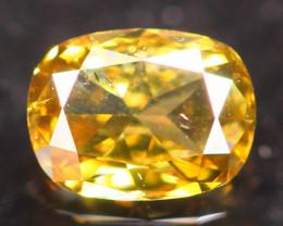 0.25Ct Fancy Yellow Natural Diamond B2610