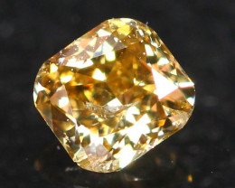 0.12Ct Untreated Fancy Diamond Natural Color R03