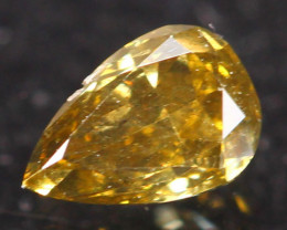 0.25Ct Untreated Fancy Diamond Natural Color R05