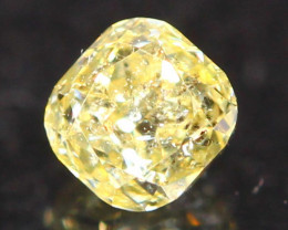 0.16Ct Untreated Fancy Diamond Natural Color R06