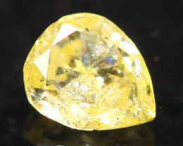 0.15Ct Untreated Fancy Diamond Natural Color R08