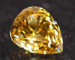 0.11Ct Untreated Fancy Diamond Natural Color R13