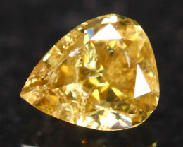 0.15Ct Untreated Fancy Diamond Natural Color R22