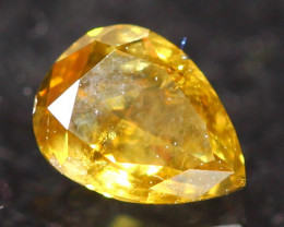 0.14Ct Untreated Fancy Diamond Natural Color R32