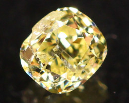0.17Ct Untreated Fancy Diamond Natural Color R36