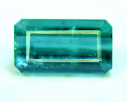 1.40 CT. Top Quality Indicolite Tourmaline Natural Gemstone from Afghan