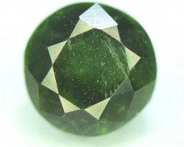 2.55 CT. Dark Green Color Natural Tourmaline Gemstone from Afghan