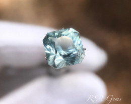 Aquamarine - 5.58 carats