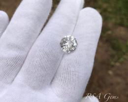 Clear Danburite - 5.95 carats