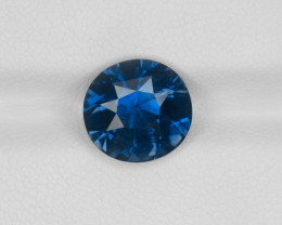Blue Sapphire, 4.26ct - Mined in Madagascar | Certified by GRS