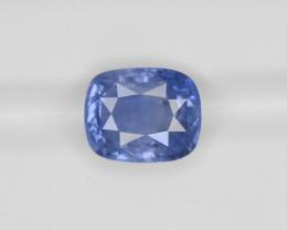 Blue Sapphire, 8.24ct - Mined in Sri Lanka   Certified by GRS