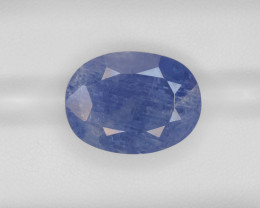 Blue Sapphire, 18.63ct - Mined in Burma | Certified by GRS