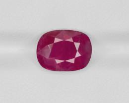 Ruby, 3.93ct - Mined in Burma | Certified by GRS