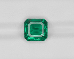 Emerald, 4.23ct - Mined in Zambia | Certified by GIA