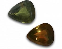 Natural Chrysoberyl Alexandrite |Loose Gemstone| Sri Lanka - New