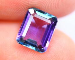 2.66cts Natural Violet Blue D Block Tanzanite RR66