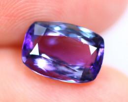 3.01cts Natural Violet Blue D Block Tanzanite RR71
