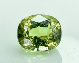 0.87 Crt Certified Chrysoberyl Alexandrite Faceted Gemstone