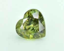 0.79 Crt Certified Chrysoberyl Alexandrite Faceted Gemstone