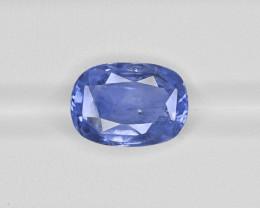 Blue Sapphire, 10.83ct - Mined in Sri Lanka | Certified by GRS