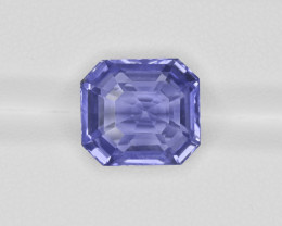 Blue Sapphire, 9.88ct - Mined in Sri Lanka | Certified by GRS