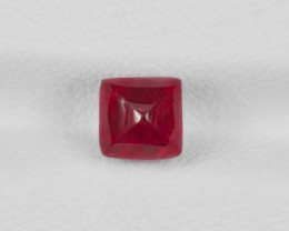Spinel, 1.71ct - Mined in Burma | Certified by IGI