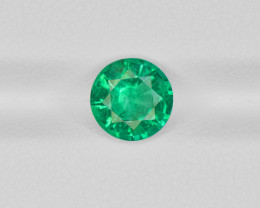 Emerald, 1.26ct - Mined in Zambia | Certified by GRS
