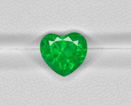 Emerald, 2.36ct - Mined in Colombia   Certified by GRS